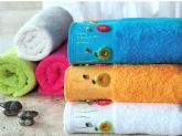 7. towel with velour embroidery