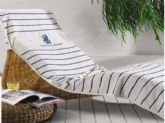 378. beach lounge chair cover